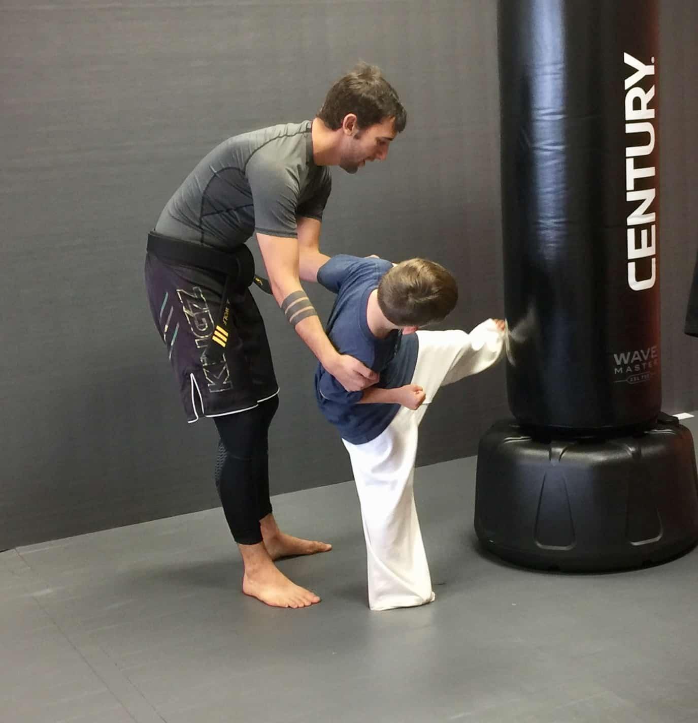 zev martial arts